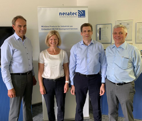 Westermo acquires Neratec.