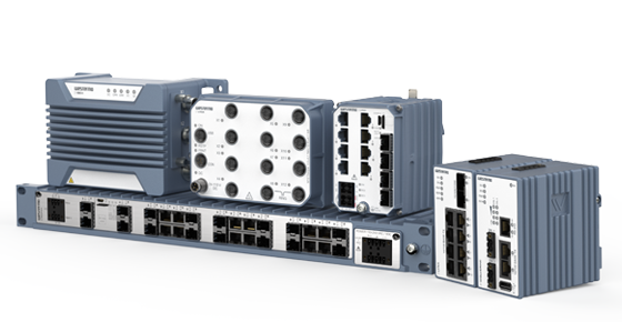 Industrial managed Ethernet switches by Westermo.