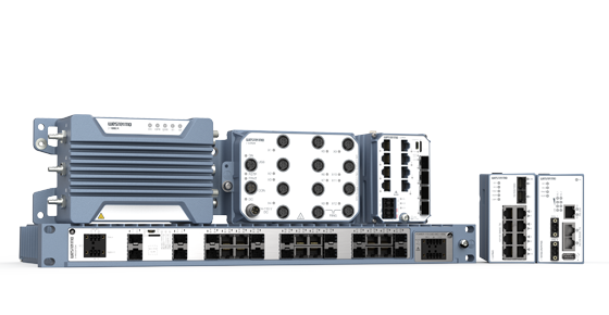 Industrial Managed Layer 3 Ethernet Switches and Routers by Westermo.