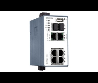 Westermo Lynx Managed Industrial Ethernet Switch L206-F2G-S2.